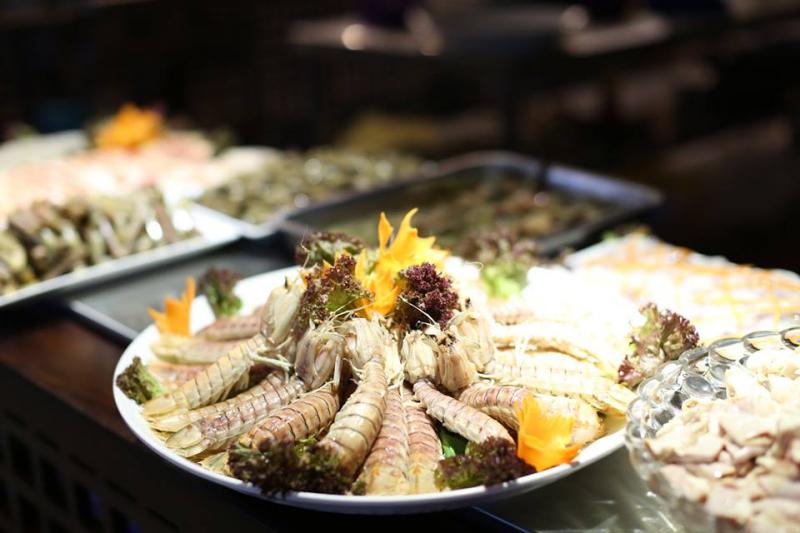 Top 7 địa chỉ thưởng thức buffet ngon và chất lượng nhất tại Hạ Long