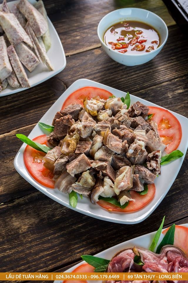 Top 10 Nhà hàng ngon nhất quận Long Biên, Hà Nội