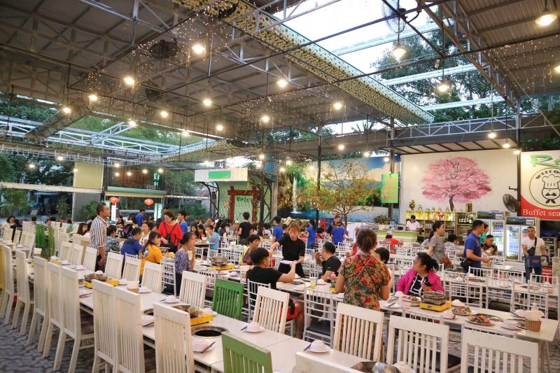 Top 10 Nhà hàng buffet hải sản  ngon – rẻ nhất Nha Trang