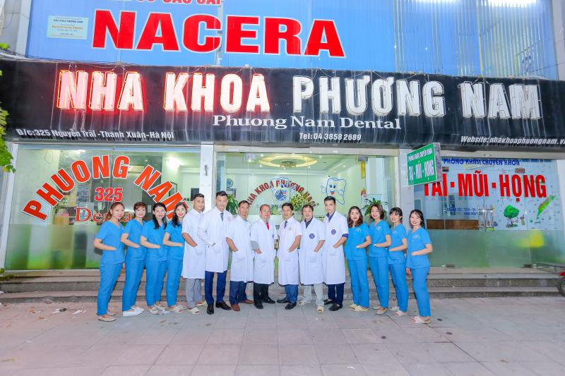 Top 5 Phòng khám nha khoa uy tín Quận Hà Đông, Hà Nội