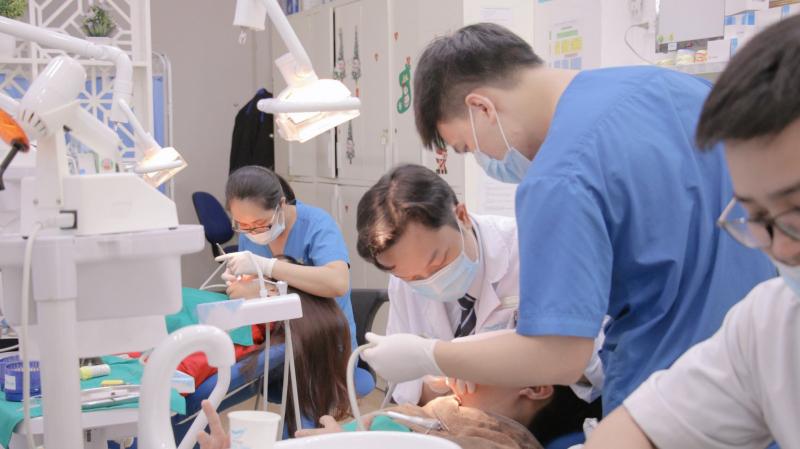 Top 8 Phòng khám nha khoa tốt nhất quận Cầu Giấy, Hà Nội