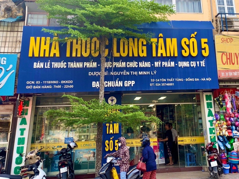 Top 10 Cửa hàng thực phẩm chức năng uy tín nhất ở Hà Nội