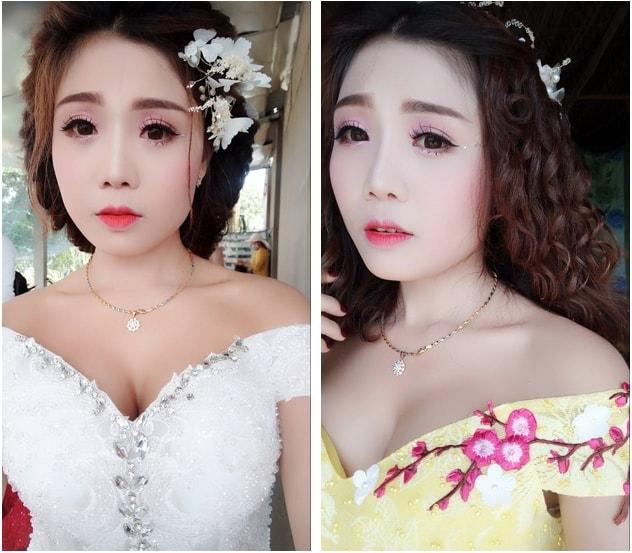Top 5 Tiệm trang điểm cô dâu đẹp nhất Bình Đại, Bến Tre