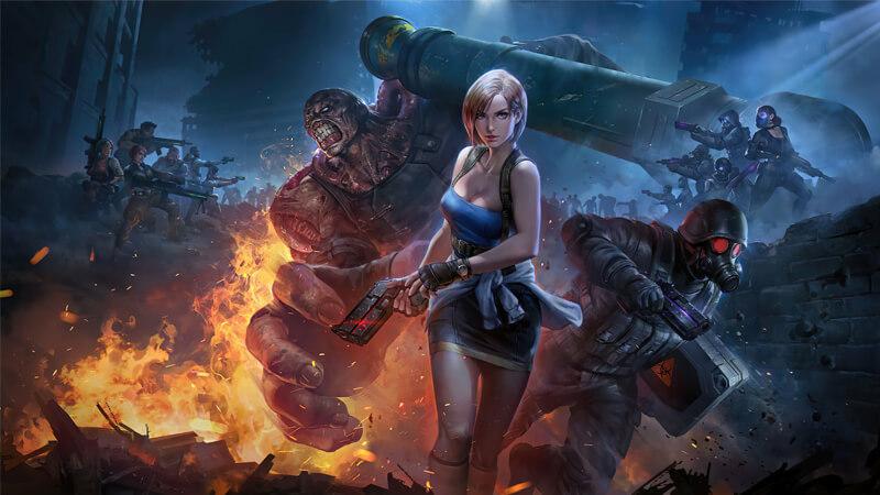 Resident Evil: Những con quái vật tiềm năng đã bị loại bỏ trong quá trình phát triển