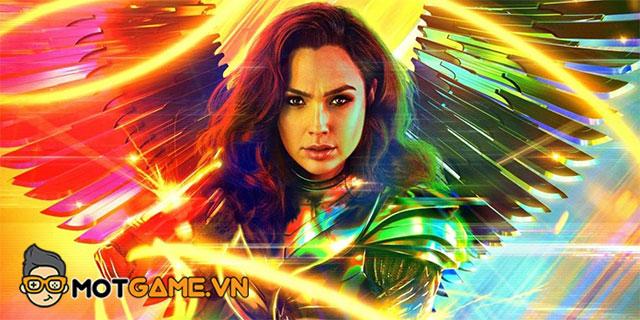 Những lần chị đại Wonder Woman góp mặt trong thế giới game