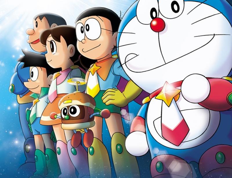 Top 25 Tập phim Doraemon Movie hay nhất bạn nên xem thử