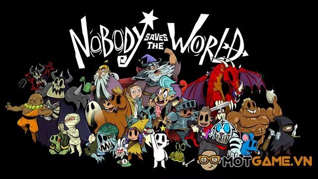 Nobody Saves the World: Tựa game roguelike đầy triển vọng sẽ được ra mắt trong năm nay