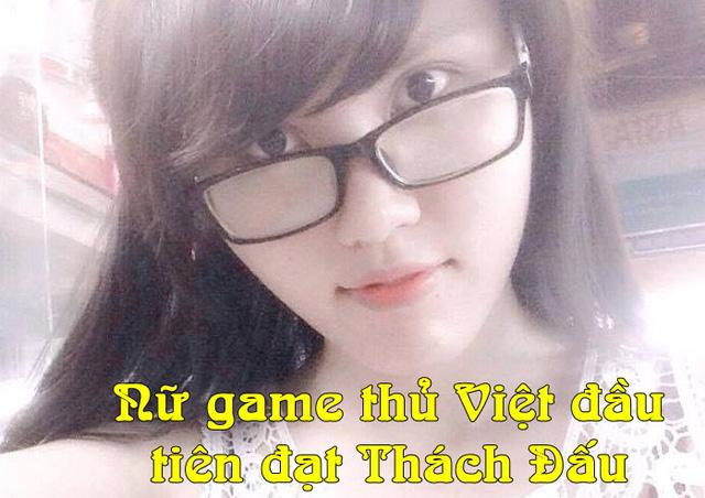 """Nữ gamer Thách Đấu LMHT: """"Em leo Rank đơn để chứng tỏ mình không phụ thuộc vào nam giới"""""""
