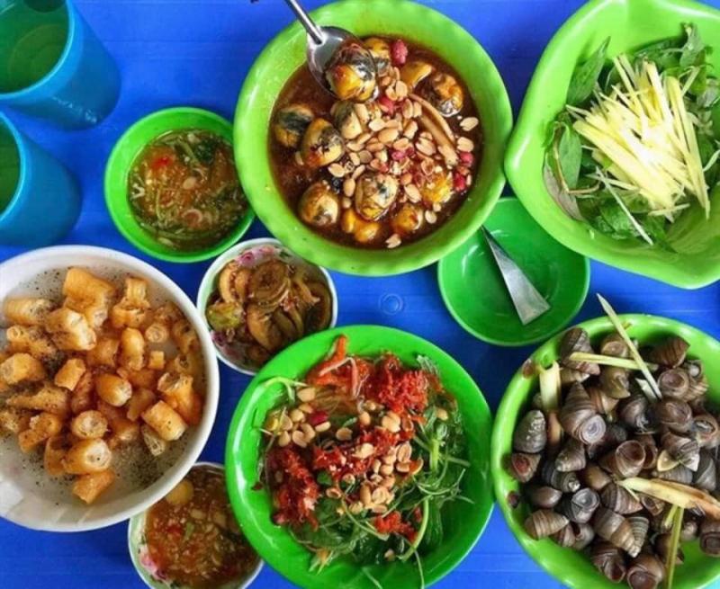 Top 5 Quán ốc ngon nhất quận Hà Đông, Hà Nội