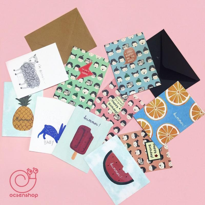 Top 8 Cửa hàng bán thiệp sinh nhật đẹp nhất Hà Nội