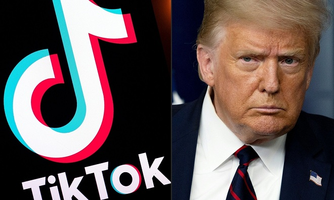 """Ông Trump ra tối hậu thư cho TikTok, Trung Quốc tức giận vì lo bị """"cướp trắng"""""""