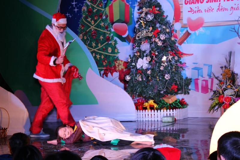 Top 7 Dịch vụ ông già Noel tặng quà Giáng sinh tốt nhất TP. Hồ Chí Minh