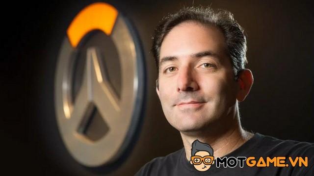 Sếp lớn Overwatch Jeff Kaplan nói lời chia tay với Blizzard