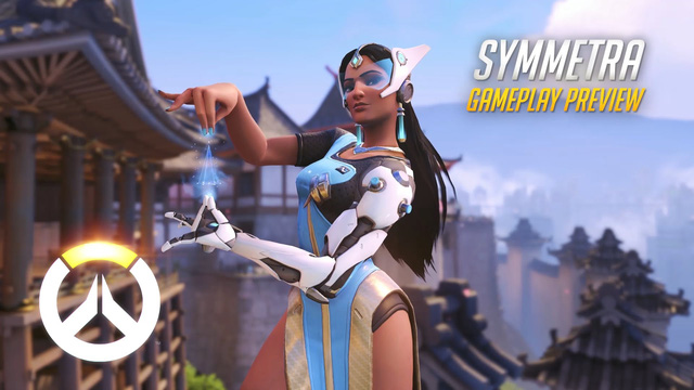 Overwatch: Đây chính là bộ ảnh cosplay Symmetra đẹp nhất hiện tại