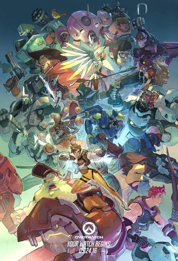 Overwatch: Bạn sẽ phải bất ngờ với cosplay Bastion đẹp ngoài sức tưởng tượng này