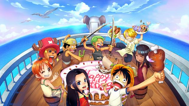 """3 việc mà """"Fan ruột"""" One Piece có thể làm khi ở nhà tránh dịch Covid-19"""