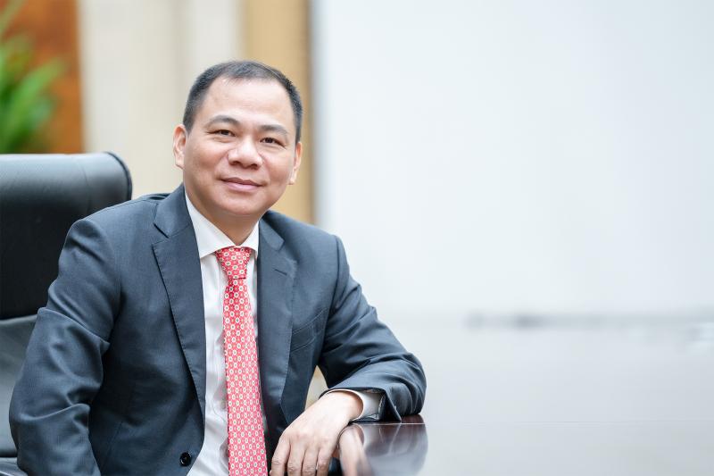 Top 10 Doanh nhân thành đạt nhất Việt Nam