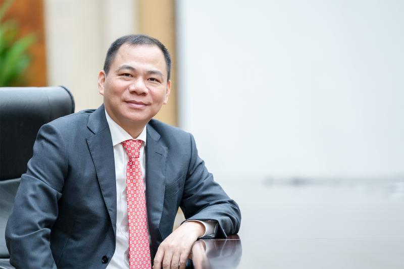 Top 10 Tỷ phú giàu nhất Việt Nam hiện nay