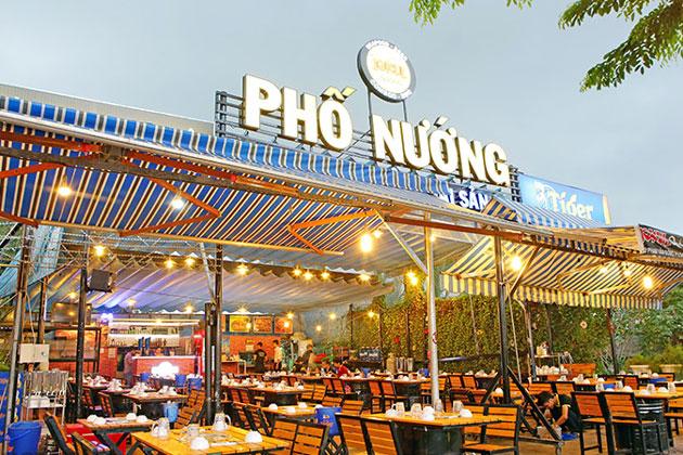 Top 8 Quán nướng ngon nổi tiếng nhất Quận Bình Thạnh, TP.HCM
