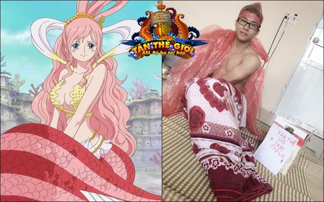 """""""Không nhặt được mồm"""" với màn cosplay cực bá đạo của cộng đồng fan One Piece"""