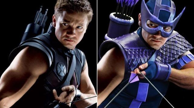 Khi các siêu anh hùng Avengers 'cosplay' chính mình theo nguyên tác truyện tranh