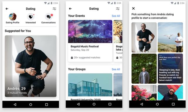 Tại sao nói dịch vụ hẹn hò Facebook Dating có khả năng trở thành một mô hình kinh doanh tỷ đô