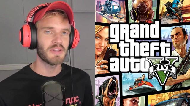 Fan cuồng hack luôn cả GTA Online để kêu gọi tăng sub cho PewDiePie