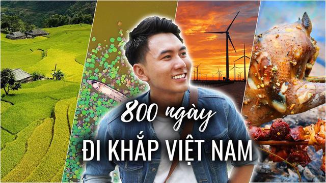 """3 channel về du lịch và khám phá đình đám nhất YouTube Việt: Video đã hay, nam chính còn điển trai gây """"đốn tim"""" hội fangirl!"""