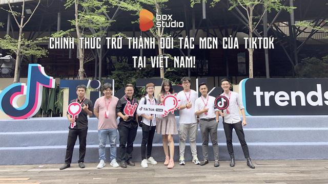 Box Studio chính thức trở thành đối tác MCN của Tik Tok tại Việt Nam