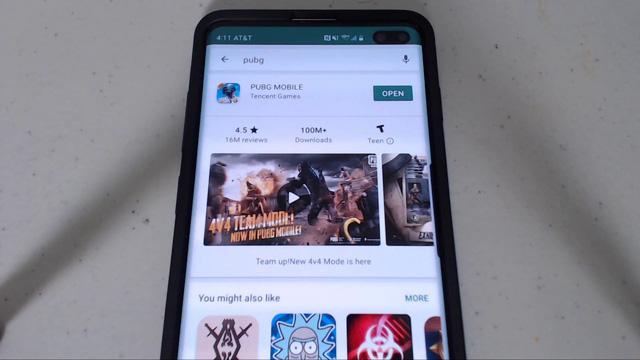 Thực nghiệm tải và cài đặt PUBG Mobile chỉ trong 40 giây