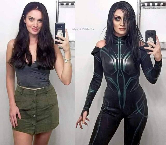 """Trầm trồ khả năng hóa trang siêu đỉnh bất chấp trai hay gái của """"thánh nữ cosplay"""""""