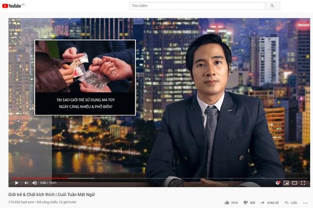 """JVevermind bất ngờ ra video mới trên Youtube, chia sẻ """"nhạy cảm"""" về ma túy, cắt ghép sai sự thật về chuyên gia để làm minh họa gây bức xúc"""