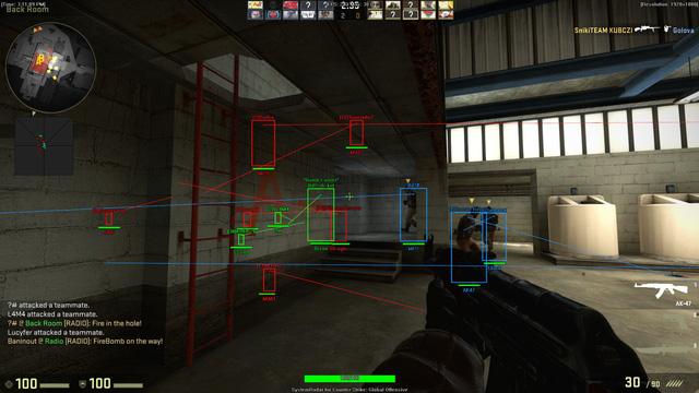 CS:GO – Cay cú vì gặp hack, game thủ tự tạo phần mềm khiến những kẻ dùng cheat 'tự hủy' trong game