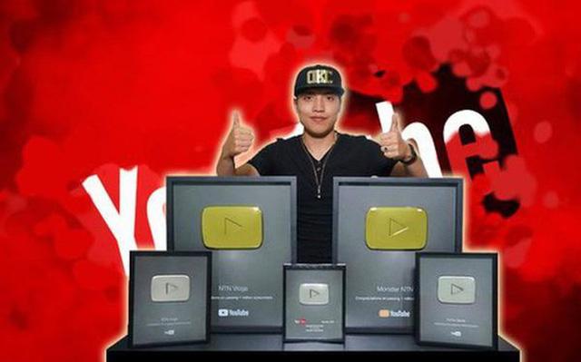"""NTN khẳng định sẽ chính thức quay trở lại sau 30 ngày với một hình ảnh khác, fan hò nhau ủng hộ """"huyền thoại"""" giật nút kim cương Youtube"""