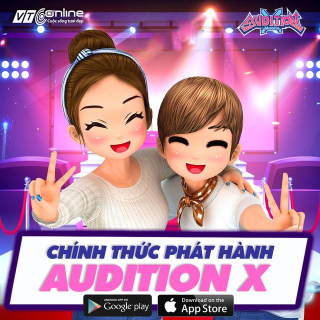 Audition X – Siêu phẩm game âm nhạc chính chủ sẽ ra mắt vào ngày đầu tiên của tháng 10!