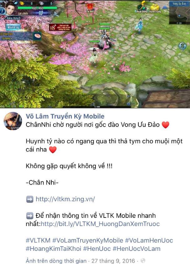 """Cộng đồng VLTK Mobile """"náo loạn"""" truy tìm tung tích Chân Nhi, Ban điều hành treo thưởng hậu hĩnh cho ai tìm thấy!"""