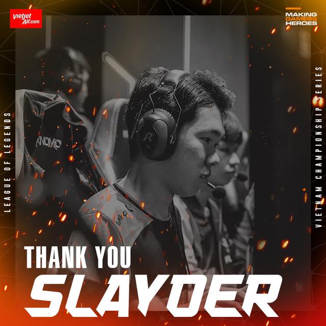 Sốc: Team Flash chính thức chia tay Slayder