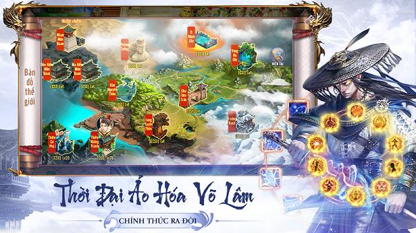 """Giang Hồ Tu Tiên """"độc bá"""" làng game, mang đến một thời đại Ảo Hóa Võ Lâm vừa quen vừa lạ"""