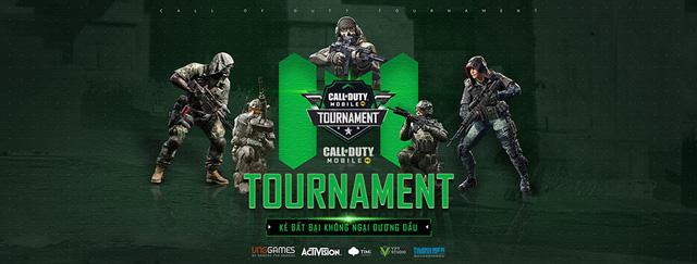 Tất tần tật về giải Call of Duty Mobile Tournament