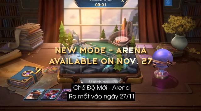 Mobile Legends: Bang Bang VNG nâng tầm trải nghiệm cho game thủ với chế độ chơi mới – Arena