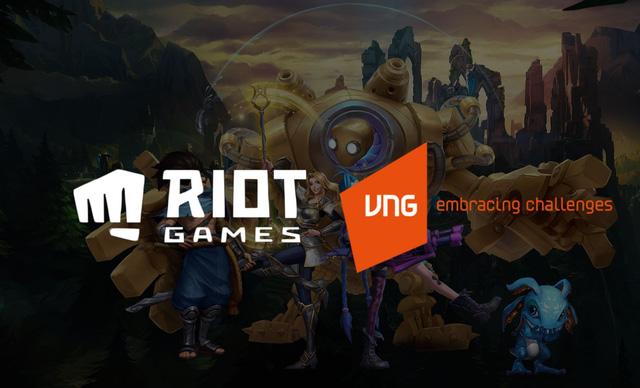 Sốc! Hợp tác phát hành toàn bom tấn, nhưng lâu nay VNG viết sai tên của Riot Games mà rất ít người soi ra