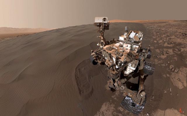 Video 'nét căng' về bề mặt sao Hỏa, dựng từ hàng ngàn hình ảnh độ phân giải 4K
