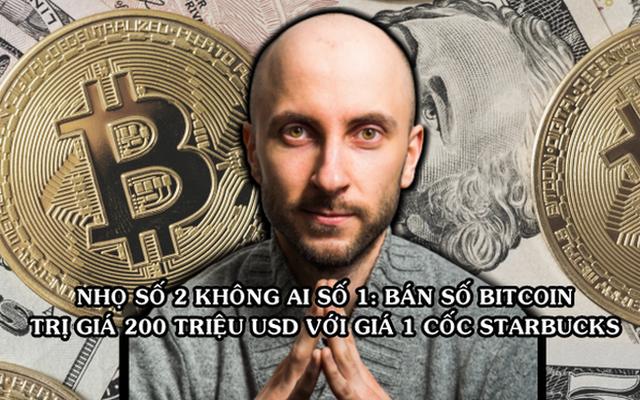 """Tỷ phú """"hụt"""" từng ném qua cửa sổ 55.000 Bitcoin: Một trong những người đầu tiên đào Bitcoin, đem cho tặng miễn phí, giờ thậm chí còn chẳng phải là triệu phú"""