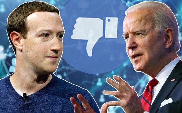 """Facebook có thể bị """"xoá sổ"""" dưới thời tổng thống Biden?"""