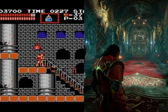 Những tựa game nổi tiếng đã thay đổi ra sao sau 2 thập kỷ? (P.1)
