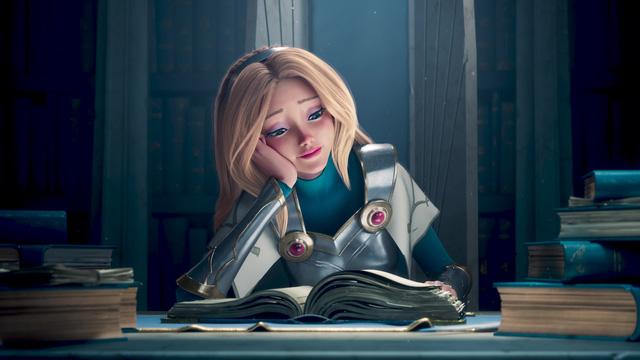"""Tiểu thư ánh sáng Lux lột xác đầy táo bạo trong loạt ảnh cosplay phiên bản """"xôi thịt"""""""