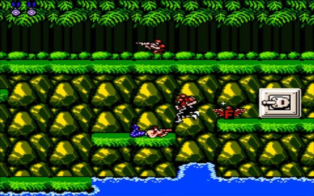 Contra, Chip & Dale, Bóng đá chưởng và những tựa game điện tử 4 nút một thời từng gây bão tại Việt Nam (p1)