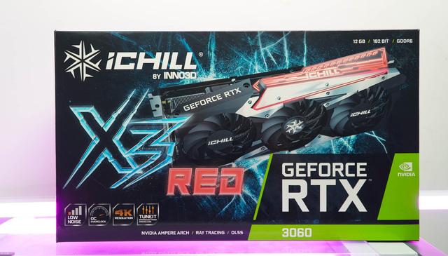 """Săm soi Inno3D GeForce RTX 3060 iCHILL X3 RED: Lời hứa """"tất cả vì game thủ"""" của NVIDIA liệu có là thật?"""