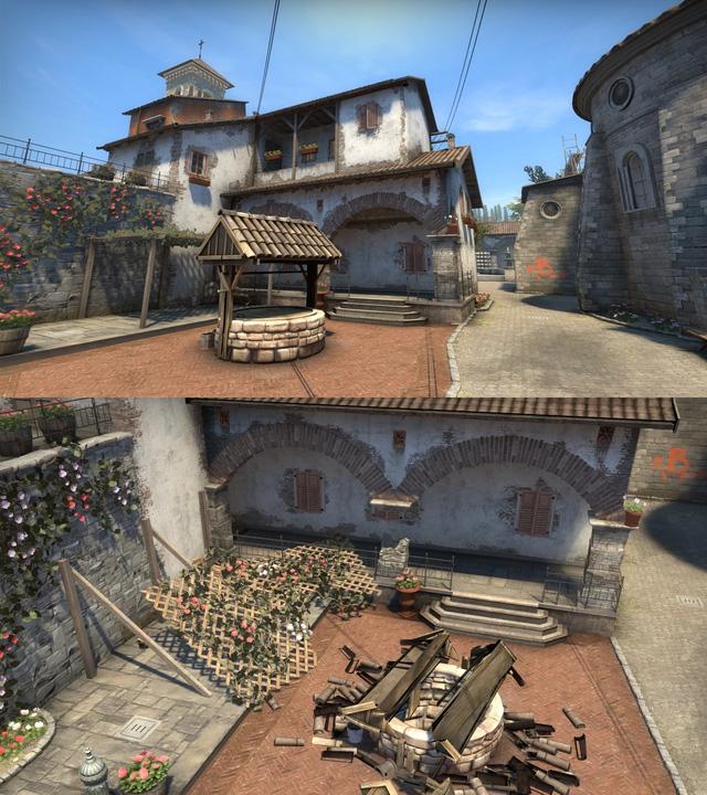 """CS:GO xuất hiện bản mod siêu thú vị, cho phép người chơi """"phá hoại"""" mọi vật cản trên bàn đồ bằng lựu đạn"""