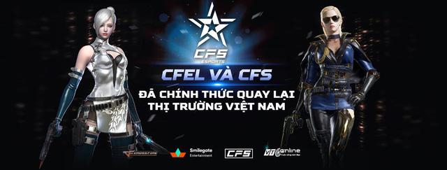 Đột Kích Việt Nam đứng trước cơ hội ôm giải khủng tại CFS 2021 Grand Finals!